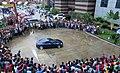 Doing the donut! Toyota GT86, Bangladesh. (33349994204).jpg