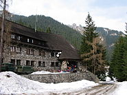 Dolina Chochołowska - schronisko
