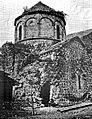 Dolisqana church. View from SE. Marr, 1911 (1).JPG