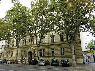 Saint Sava House