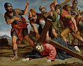 Domenichino (Domenico Zampieri) (Italian) - The Way to Calvary - Google Art Project.jpg