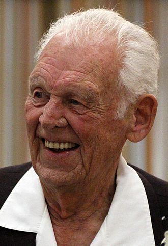 Don Larsen - Larsen in 2013