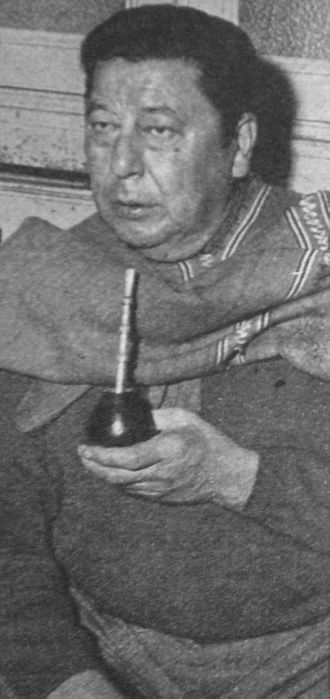 Music of Argentina - Atahualpa Yupanqui, 1968