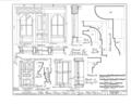 Don Jose Albino Baca House, Old Santa Fe Trail, Las Vegas, San Miguel County, NM HABS NM,24-LAVEG.V,1- (sheet 13 of 19).png