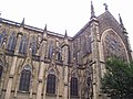 Donostia-San Sebastian - the side of the Cathedral - 2006 - panoramio.jpg