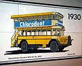 Double-deck omnibus at Klosterstrasse metro station Berlin.jpg