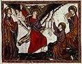 Douce Apocalypse - Bodleian Ms180 - p.033 John eating book.jpg