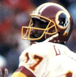 Headshot of Doug Williams in uniform