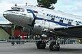 Douglas C-47A Dakota SE-CFP (8412632222).jpg