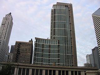 The Heritage at Millennium Park skyscraper