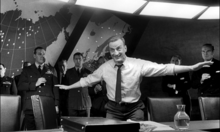 dr strangelove  george c scott as general buck turgidson edit