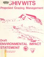 Draft environmental impact statement - Shivwits grazing management (IA draftenvironment10unit).pdf