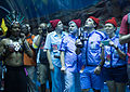 Dragon Con 2015 - Team Zissou and a Queen of the Damned (21716792080).jpg