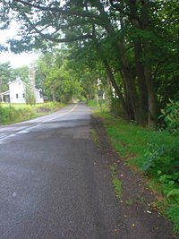 List of quadrant routes in Columbia County, Pennsylvania