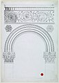 Drawing, An arch, 1894 (CH 18397849).jpg