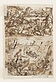 Drawing, Page of a drawing book; Boats and hunting scene, ca. 1590 (CH 18117757-2).jpg