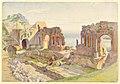 Drawing, Sicily, Taoramina, 1903 (CH 18478187).jpg