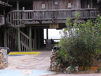 National Register of Historic Places listings in Indian River County, Florida - Image: Driftwood Inn
