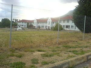 De Villiers Graaff High School - Image: Du Raan House