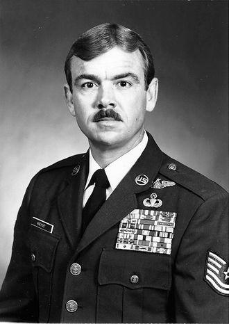 Duane D. Hackney - Duane D. Hackney as a Technical Sergeant