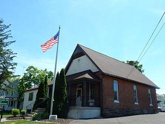 Dublin, Pennsylvania - Borough Hall