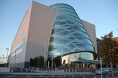 Convention Centre Dublin Wikipedia