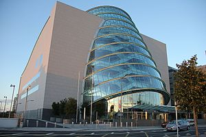 Convention Centre Dublin - Image: Dublin The Convention Centre 01