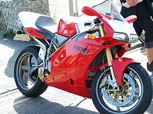 Ducati 748 - Ducati 748R