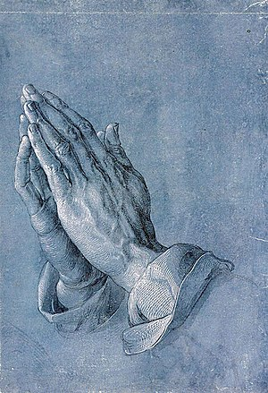 Prayer - Praying Hands by Albrecht Dürer