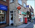 Duffield, Derbyshire ... the Post Office with DE56 239 (6198590877).jpg
