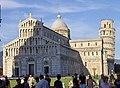 Duomo di Pisa con la Torre Pendente.JPG