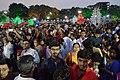 Durga Puja Spectators - Ballygunge Sarbojanin Durgotsab - Deshapriya Park - Kolkata 2014-10-02 9105.JPG