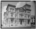 EAST SIDE - U. S. Post Office Building, Broad and Meeting Streets, Charleston, Charleston County, SC HABS SC,10-CHAR,182-9.tif