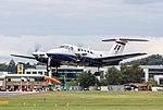 EGLF - Beech B200 Super King Air - Royal Air Force - (43027357115).jpg