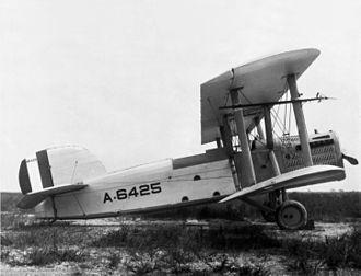 Douglas DT - Douglas DT-2 at Langley
