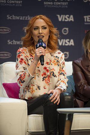 Eneda Tarifa - Eneda Tarifa at the Eurovision Song Contest 2016