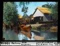 ETH-BIB-Valcov, Hütte mit Booten-Dia 247-10012.tif