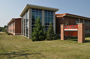 East Aurora High School - Image: East Aurora High School