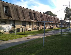 East End (Newport News, Virginia) - Housing project in the East End