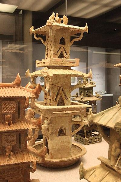 File:Eastern Han Pottery Tower - 5.jpg