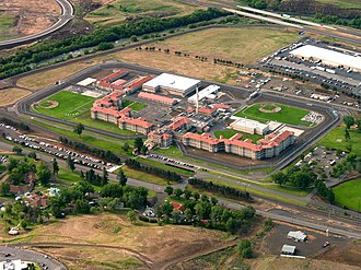 Pendleton, Oregon - The EOCI prison is one of the largest employers in Pendleton.