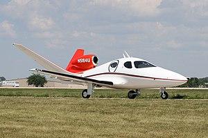 Eclipse Concept Jet - Oshkosh Air Show 2007 - 002.jpg