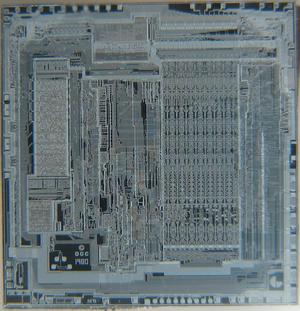 Data General Eclipse - Data General microEclipse microprocessor