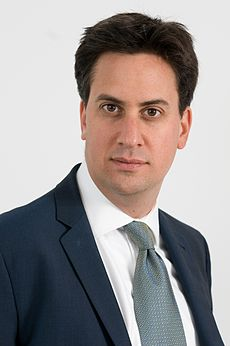 Ed Miliband, outgoing Labour Party leader. Image: Department of Energy.