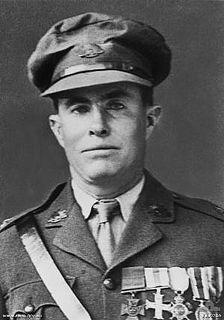 Edgar Towner Australian Victoria Cross recipient