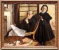 Edgar degas, henri degas e sua nipote lucia degas (lo zio e la cugina dell'artista), 1875-76.jpg