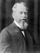 Portrait of Edmund Husserl