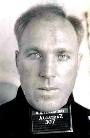 Eddie Bentz - BOP mugshot, 1936