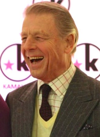 Edward Fox (actor) - Fox in 2011