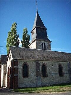 Radepont Commune in Normandy, France